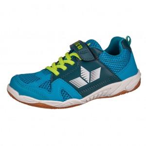 Dětská obuv LICO Sport VS   blau/marine/lemon - Boty a dětská obuv