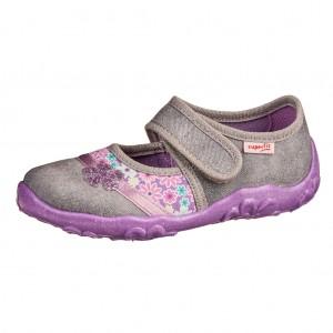 Dětská obuv Domácí obuv Superfit 6-00284-25 WMS M IV - Boty a dětská obuv