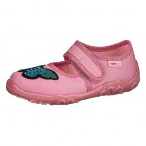 Dětská obuv Domácí obuv Superfit 6-00280-55   WMS M IV - Boty a dětská obuv