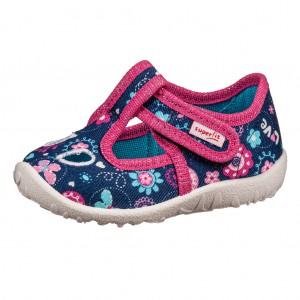 Dětská obuv Domácí obuv Superfit 6-09248-81  WMS MIII - Boty a dětská obuv