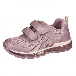 Dětská obuv GEOX J Android G  /mauve - Boty a dětská obuv
