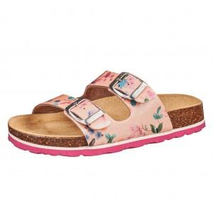 Dětská obuv Domácí obuv Superfit 6-00119-55 -  Na doma a do škol(k)y