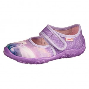 Dětská obuv Domácí obuv Superfit 6-00281-90   WMS M IV - Boty a dětská obuv