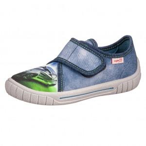 Dětská obuv Domácí obuv Superfit 0-600271-8200   WMS M IV - Boty a dětská obuv