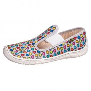 Dětská obuv FARE BARE 5201461*BF -  Na doma a do škol(k)y