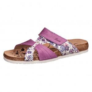 Dětská obuv Santé 520/5 Pantofle fialové - Boty a dětská obuv