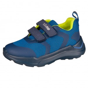 Dětská obuv D.D.Step  F61-703M  Bermuda Blue -  Celoroční