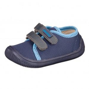 Dětská obuv Protetika ALIX navy  *BF -  Celoroční