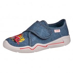 Dětská obuv Domácí obuv Superfit 6-00298-81   WMS M III - Boty a dětská obuv