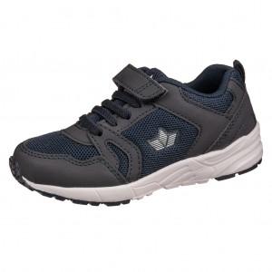 Dětská obuv LICO Malton VS  /marine/weiss - Boty a dětská obuv