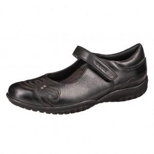 Dětská obuv GEOX  J Shadow C  /black -  Pro princezny