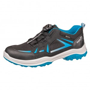 Dětská obuv Superfit 0-609069-0000  W V - Boty a dětská obuv