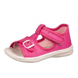 Dětská obuv Domácí sandálky Superfit 0-600292-5500 -  První krůčky