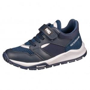 Dětská obuv PRIMIGI-Michelin navy - Boty a dětská obuv