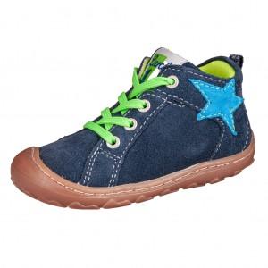 Dětská obuv Lurchi Goldy  /navy - Boty a dětská obuv
