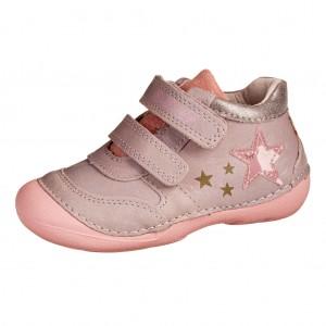 Dětská obuv D.D.Step  015-339A Mauve *BF -  První krůčky