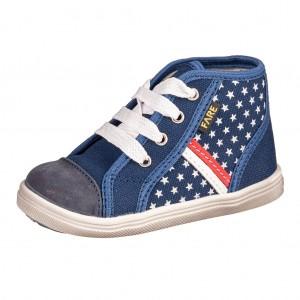 Dětská obuv Plátěnky FARE 2151400 -  První krůčky