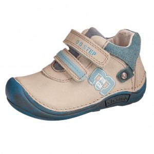 Dětská obuv D.D.Step  018-43B  Grey *BF -  První krůčky