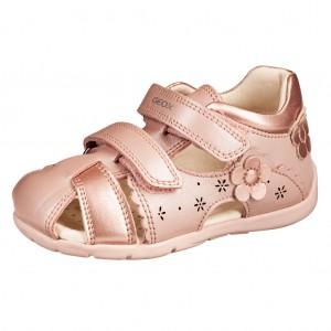 Dětská obuv GEOX B Kaytan  /dk.rose - Boty a dětská obuv
