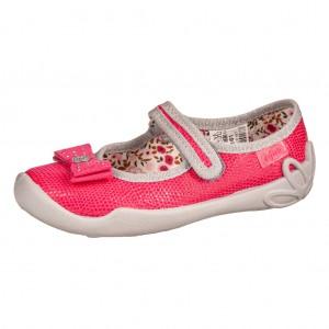 Dětská obuv Domácí obuv Befado růžové - Boty a dětská obuv