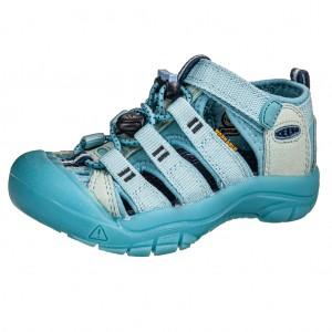 Dětská obuv KEEN Newport H2 /petit four/blue mist - Boty a dětská obuv