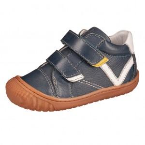 Dětská obuv Lurchi ILO /jeans -  První krůčky