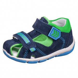 Dětská obuv Superfit 6-09145-80  M IV  - Boty a dětská obuv