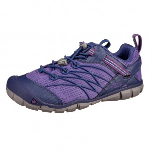 Dětská obuv KEEN Chandler   royal purple/blue depths -
