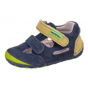 Dětská obuv Protetika FLIP denim  *BF -  Sandály