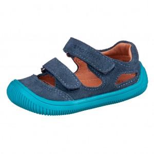 Dětská obuv Protetika BERG navy  *BF -  Sandály