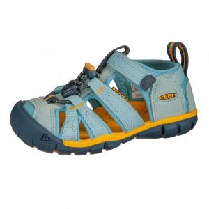 Dětská obuv KEEN Seacamp   /petit four/keen yellow -  Sandály