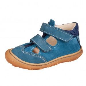 Dětská obuv Ricosta EBI  /petrol  *BF WMS M -  Sandály