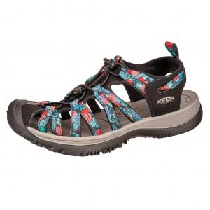 Dětská obuv KEEN Whisper   black multi -  Sandály