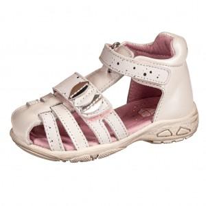 Dětská obuv D.D.Step AC290-788B White -  Sandály