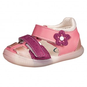 Dětská obuv Sandálky Santé 510/201 /růžové -  Sandály
