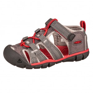 Dětská obuv KEEN Seacamp   /magnet/drizzle -