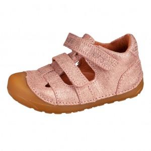 Dětská obuv Bundgaard Petit Sandal /pink -  První krůčky