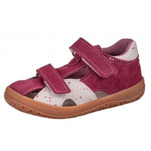 Dětská obuv Jonap B8S  vínové  *BF -  Sandály
