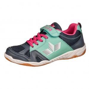 Dětská obuv LICO Sport VS   marine/türkis/pink - Boty a dětská obuv