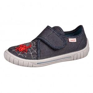 Dětská obuv Domácí obuv Superfit 1-000271-8100   WMS M IV - Boty a dětská obuv