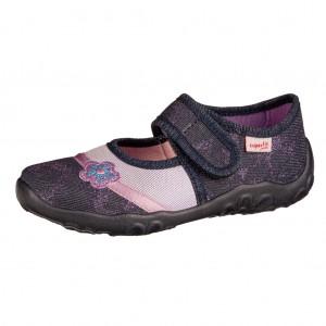 Dětská obuv Domácí obuv Superfit 0-800284-8100 WMS M IV -  Na doma a do škol(k)y