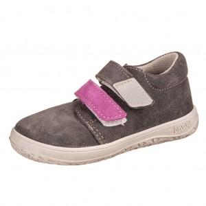Dětská obuv Jonap B1SV šedofialové  *BF - Boty a dětská obuv