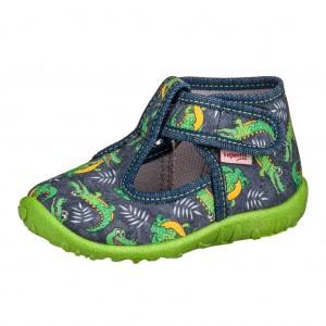 Dětská obuv Domácí obuv Superfit 1-009252-2000   M - Boty a dětská obuv
