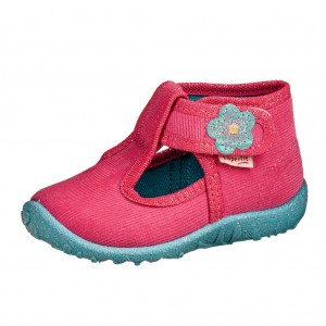 Dětská obuv Domácí obuv Superfit 1-009252-5500   M III -  Na doma a do škol(k)y