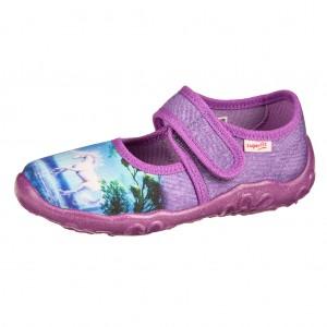Dětská obuv Domácí obuv Superfit 1-800281-9000 WMS M IV -  Na doma a do škol(k)y