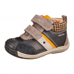 Dětská obuv GEOX B Toledo  /navy/grey -  První krůčky