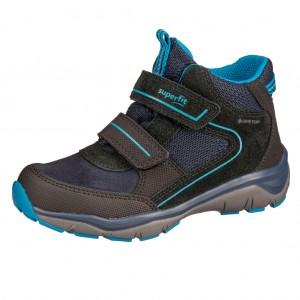 Dětská obuv Superfit 1-000239-0010 GTX WMS W V - Boty a dětská obuv
