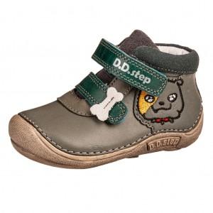 Dětská obuv D.D.Step  018-58A  Grey  *BF -  Celoroční