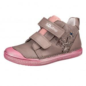 Dětská obuv D.D.Step  049-990 BM GREY -  Celoroční