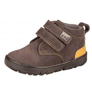 Dětská obuv KTR 164/3 TEX grafit - Boty a dětská obuv